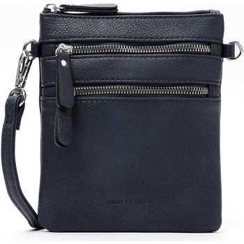 Taschen Damen Umhängetaschen Emily & Noah Umhängetasche Emma blue 500F