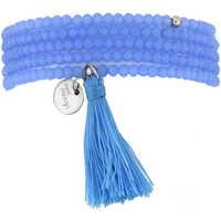Uhren & Schmuck Damen Armbänder Suri Frey Armschmuck Glory Blau