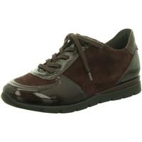 Schuhe Damen Sneaker Low Semler Schnuerschuhe N8215696/068 rot