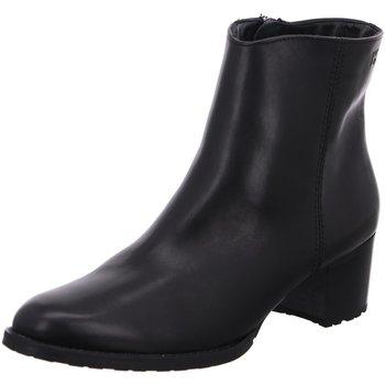 Schuhe Damen Low Boots Paul Green Stiefeletten Stiefelette 7736-031 schwarz