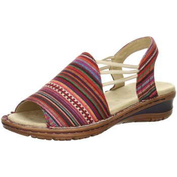 Schuhe Damen Sandalen / Sandaletten Ara Sandaletten HAWAII 27241-74 rot