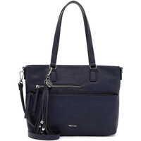 Taschen Damen Shopper / Einkaufstasche Tamaris Shopper Adele blue 500