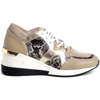 Schuhe Damen Sneaker Low Stephen Allen 2077-C1 Beige