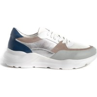 Schuhe Damen Sneaker Low Stephen Allen 10833-C10 Weiss