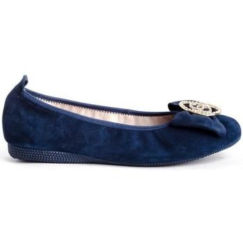 Schuhe Damen Derby-Schuhe & Richelieu Stephen Allen 31125-3 Blau