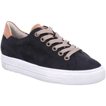 Schuhe Damen Sneaker Low Paul Green  blau
