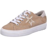 Schuhe Damen Sneaker Low Paul Green 4810-206 beige
