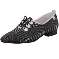 Schuhe Damen Derby-Schuhe Simen 2704A-9CF SCHWARZ schwarz
