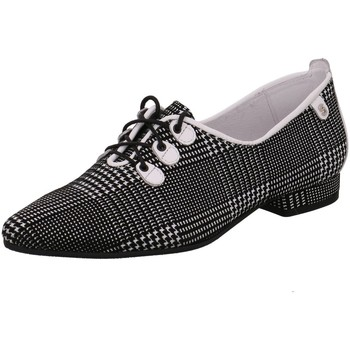 Schuhe Damen Derby-Schuhe Simen 2704 schwarz