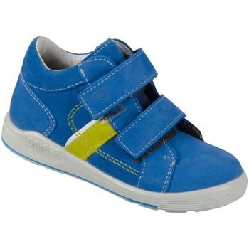 Schuhe Jungen Babyschuhe Ricosta Klettschuhe LAIF 2420100,151 blau
