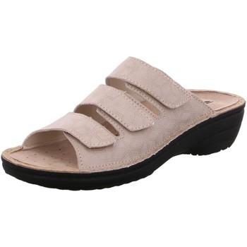 Schuhe Damen Pantoffel Rohde Pantoletten 5772/12 beige