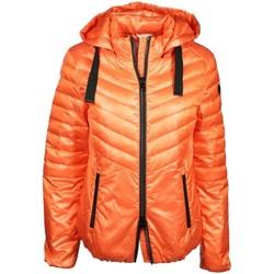 Kleidung Damen Daunenjacken Beaumont Accessoires Bekleidung BM 9313201 BM 9313201 370 orange
