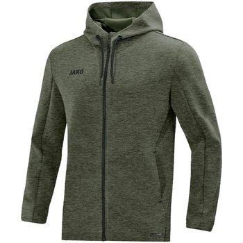 Kleidung Herren Trainingsjacken Jako Sport Premium Basic Kapuzenjacke Khaki F28 6829 Other