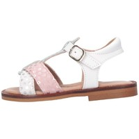 Schuhe Mädchen Sandalen / Sandaletten Cucada 17001AA Sandalen Kind weiß weiß