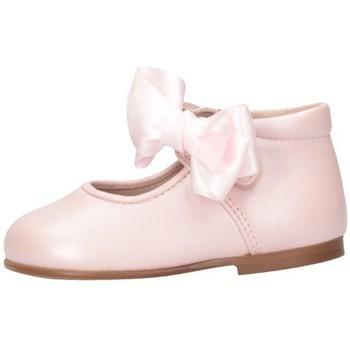 Schuhe Mädchen Ballerinas Cucada 12016AA Ballet Pumps Kind Rosa Rosa