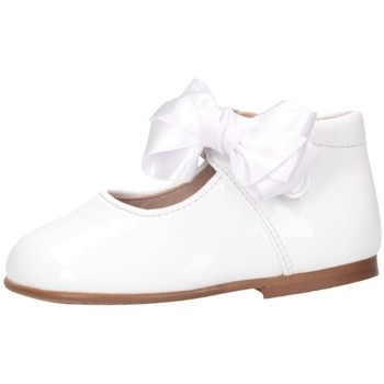 Schuhe Mädchen Ballerinas Cucada 12016AA Ballet Pumps Kind weiß weiß