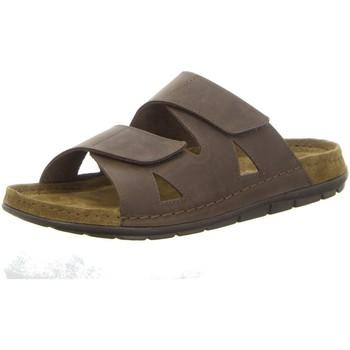 Schuhe Damen Pantoffel Rohde Offene braun