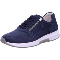 Schuhe Damen Sneaker Low Rollingsoft By Gabor Schnuerschuhe carry over FS 21 46.945.46 blau