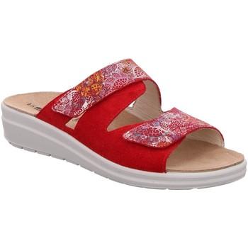 Schuhe Damen Pantoffel Rohde Pantoletten 5735/41 rot