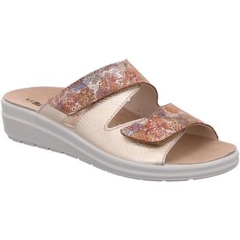 Schuhe Damen Pantoffel Rohde Pantoletten 573529 braun