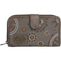 Taschen Damen Portemonnaie Lois Atuk Braun