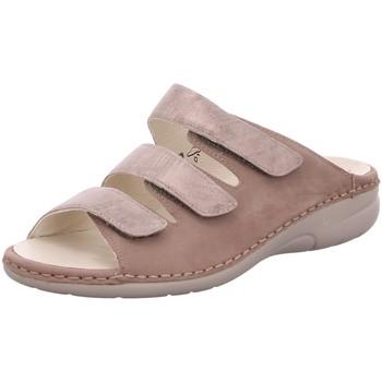 Schuhe Damen Pantoletten / Clogs Waldläufer Pantoletten Gunna Weite G 204501-202/970 beige