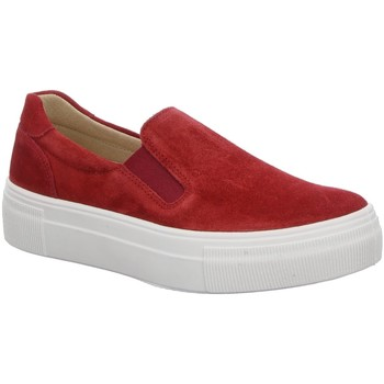Schuhe Damen Slip on Legero Slipper LIMA 906-50 rot