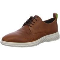 Schuhe Herren Derby-Schuhe Ecco Schnuerschuhe 837254/02112 braun