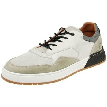 Schuhe Herren Sneaker Low Bullboxer 423K20485AOWBKSU40 beige