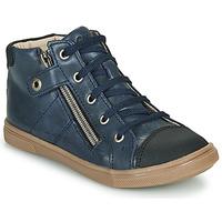 Schuhe Jungen Sneaker High GBB KAMIL Blau