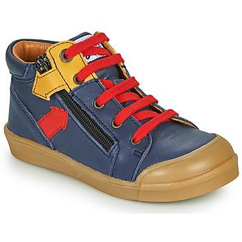 Schuhe Jungen Sneaker High GBB IONNIS Blau