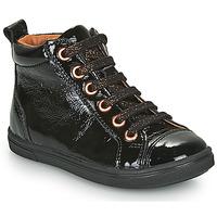 Schuhe Mädchen Sneaker High GBB INNA Schwarz