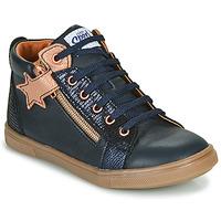 Schuhe Mädchen Sneaker High GBB VALA Marine / Rose