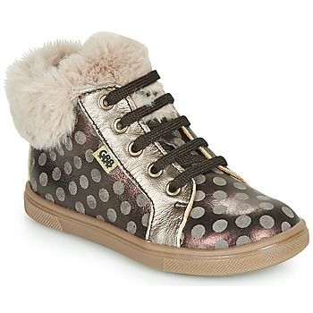 Schuhe Mädchen Sneaker High GBB JUNA Braun