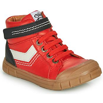 Schuhe Jungen Sneaker High GBB BAO Rot