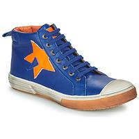 Schuhe Jungen Sneaker High GBB OCALIAN Blau