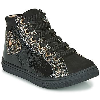 Schuhe Mädchen Sneaker High GBB MARTA Schwarz