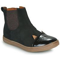 Schuhe Mädchen Boots GBB JESSINE Schwarz