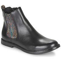 Schuhe Mädchen Boots GBB ARANA Schwarz