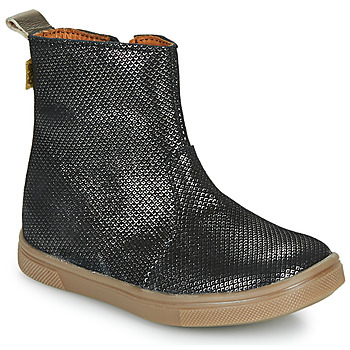 Schuhe Mädchen Boots GBB ERNA Schwarz