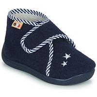 Schuhe Kinder Hausschuhe GBB KEELIO Blau