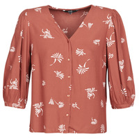 Kleidung Damen Hemden Vero Moda VMJILLEY Bordeaux