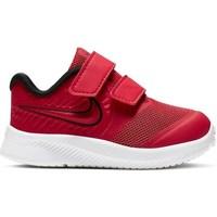 Schuhe Kinder Sneaker Low Nike Star Runner 2 Rot