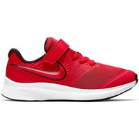 Schuhe Kinder Sneaker Low Nike Star Runner 2 Rot