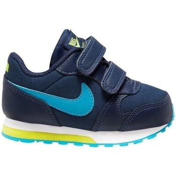 Schuhe Jungen Laufschuhe Nike MD Runner 2 Dunkelblau