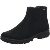 Schuhe Damen Boots Jenny By Ara Stiefeletten SAAS-FEE 22-69304-61 schwarz