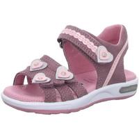 Schuhe Mädchen Sportliche Sandalen Superfit Schuhe 6-06133-90 rosa
