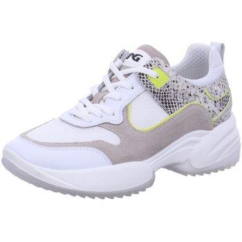 Schuhe Damen Sneaker Low NeroGiardini NG E100812D-707 weiß