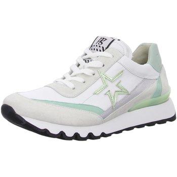 Schuhe Damen Sneaker Low Paul Green Schnuerschuhe Schnürhalbschuh 4954-006 beige