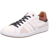 Schuhe Herren Sneaker Low Bullboxer Must-Haves 758K26774BPWH weiß